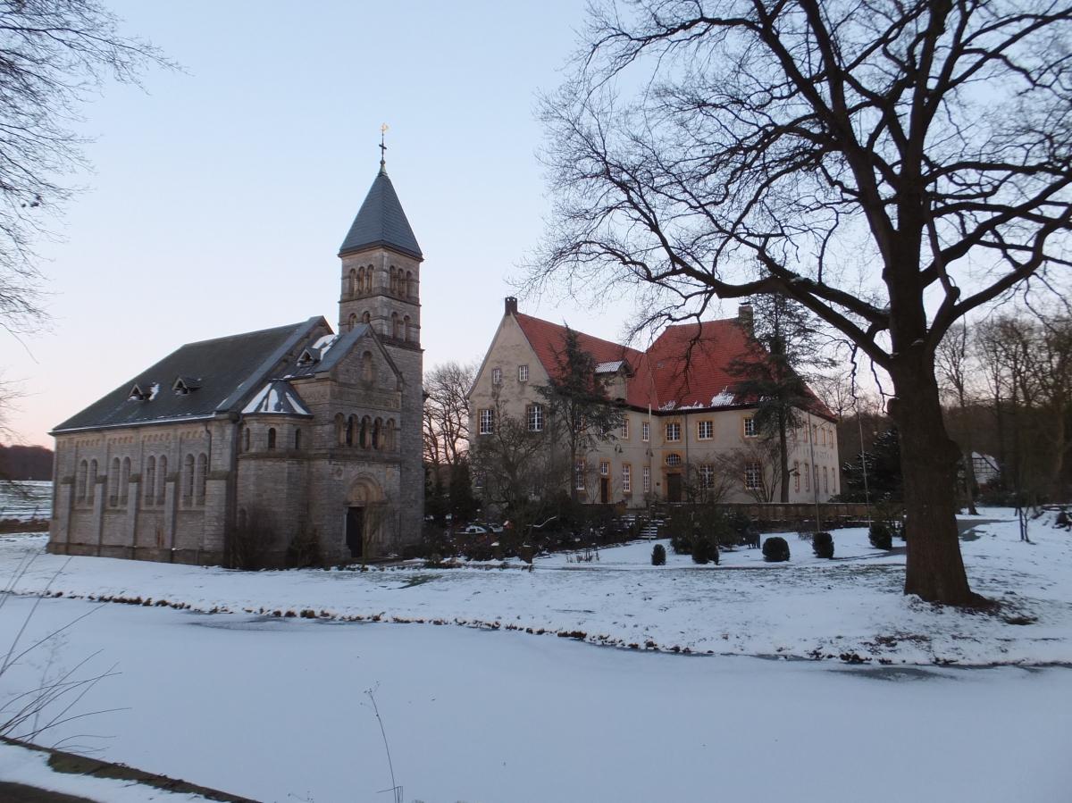 """Barnhausen, Haus Brincke, Eichenweg, Etappe """"Haus Brincke –Werther"""""""