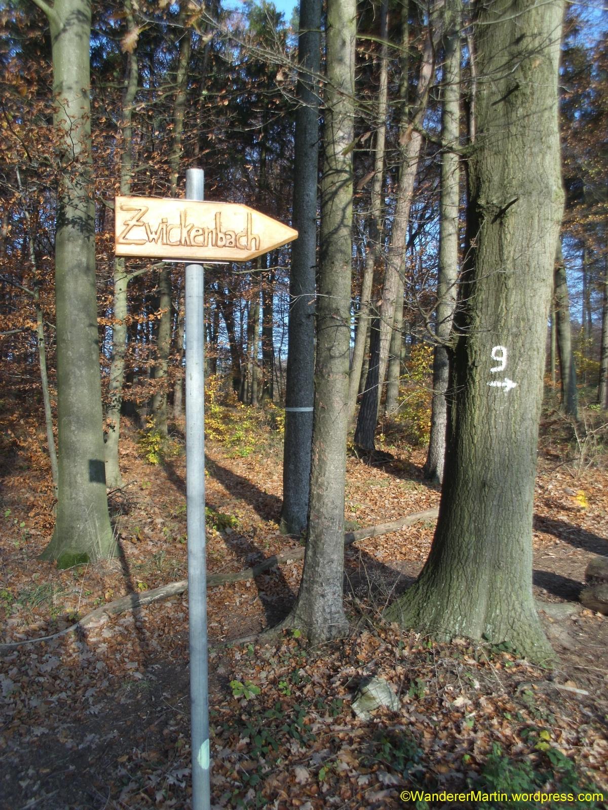 Am Weberhaus, Naturerlebnispfad Zwickenbachtal