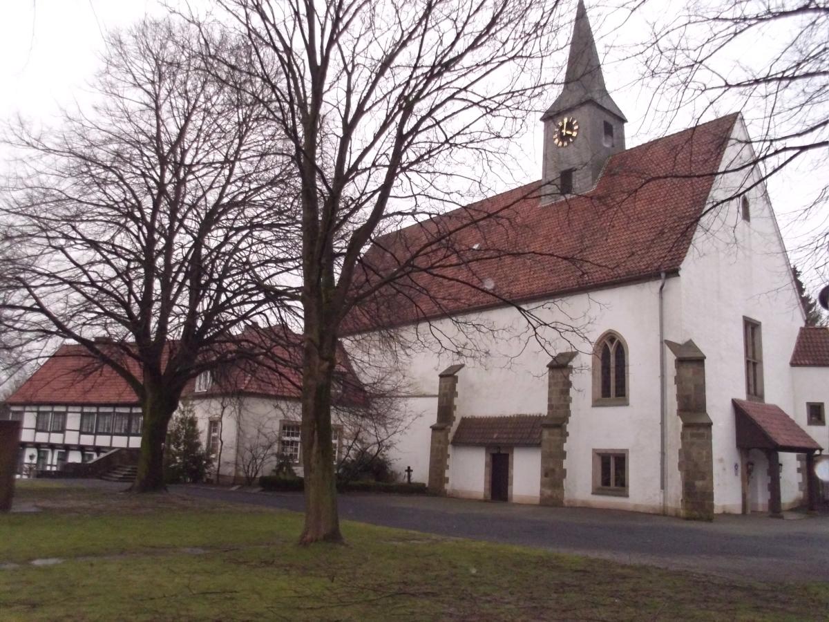 """Schollbruch, Raststation """"Westfälischer Frieden 1648"""", X1648 """"Westfälischer-Friede-Weg"""", Etappe """"Lengerich –Leeden"""""""