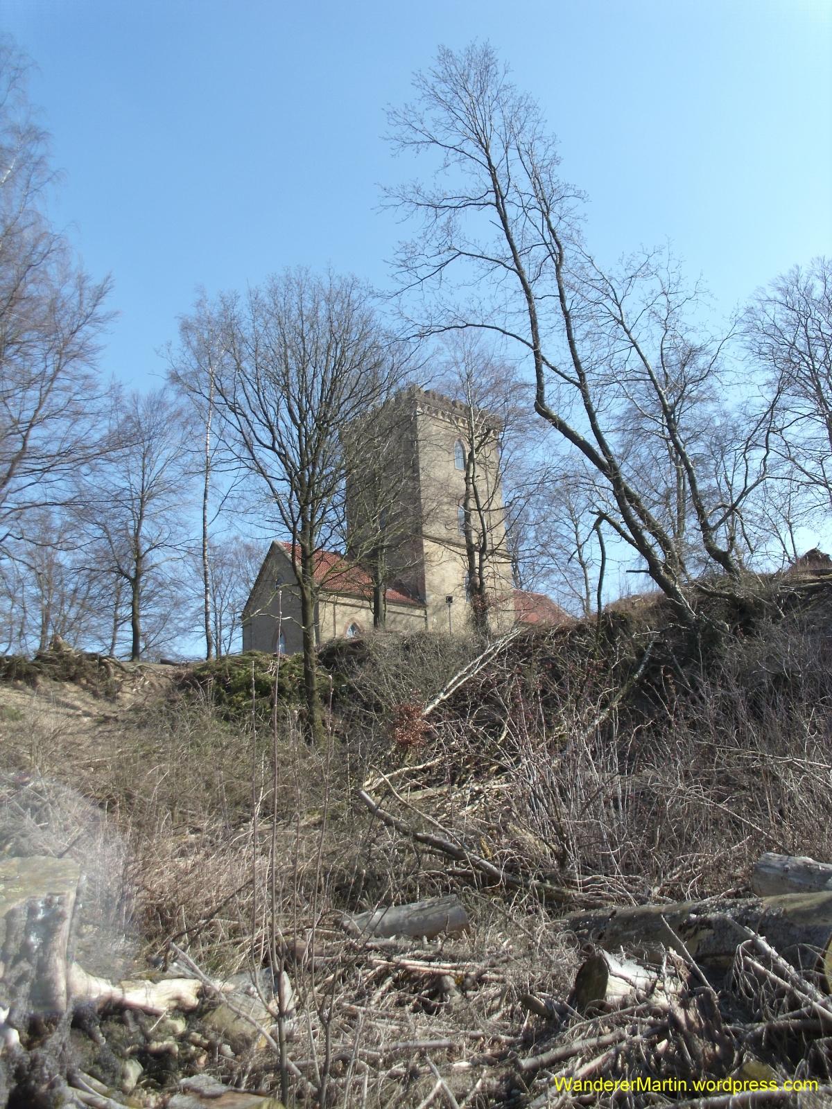 """Oldendorf, Wildpark / Nordtor, A5 """"Rundwanderweg Wildpark"""""""