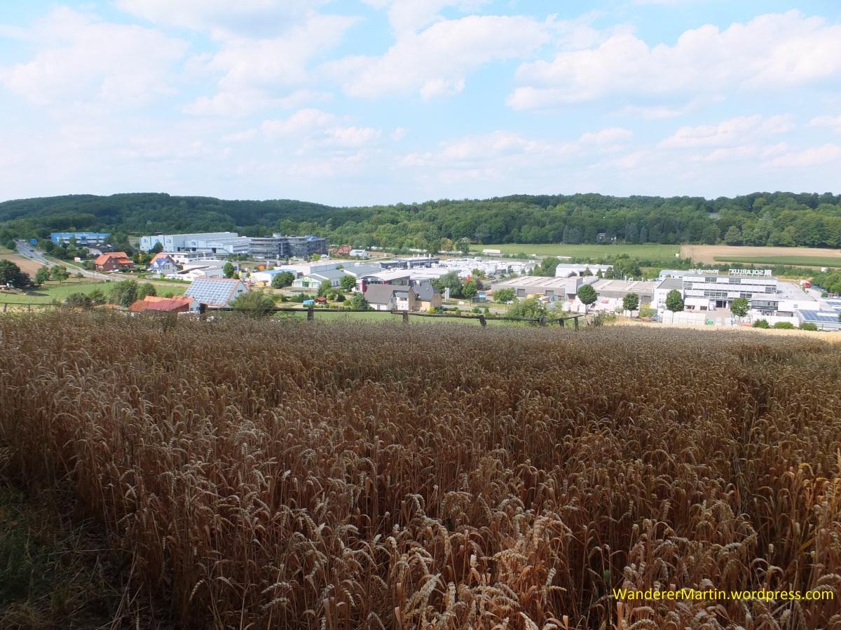Uphausen, Weg Nr.2