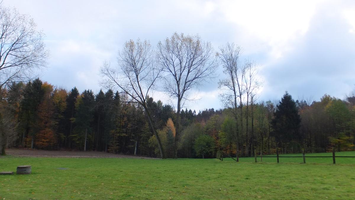 Mentrup, Kollage, WanderwegB