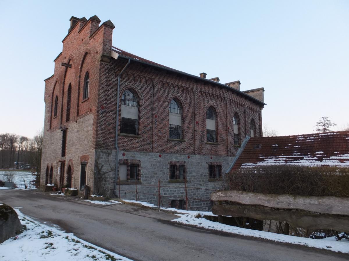 """Barnhausen, Haus Brincke, Eichenweg / Sachsenweg, """"Haus Brincke – Borgholzhausen – HausBrincke"""""""