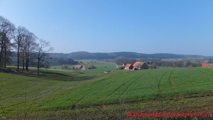 Ausblick vom Grenzdreieck am Urberg