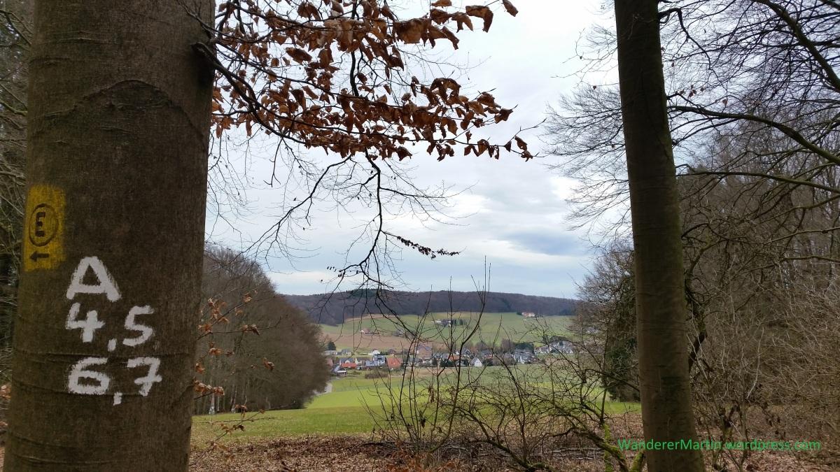 Börninghausen, Haus Sonnenblick,A4