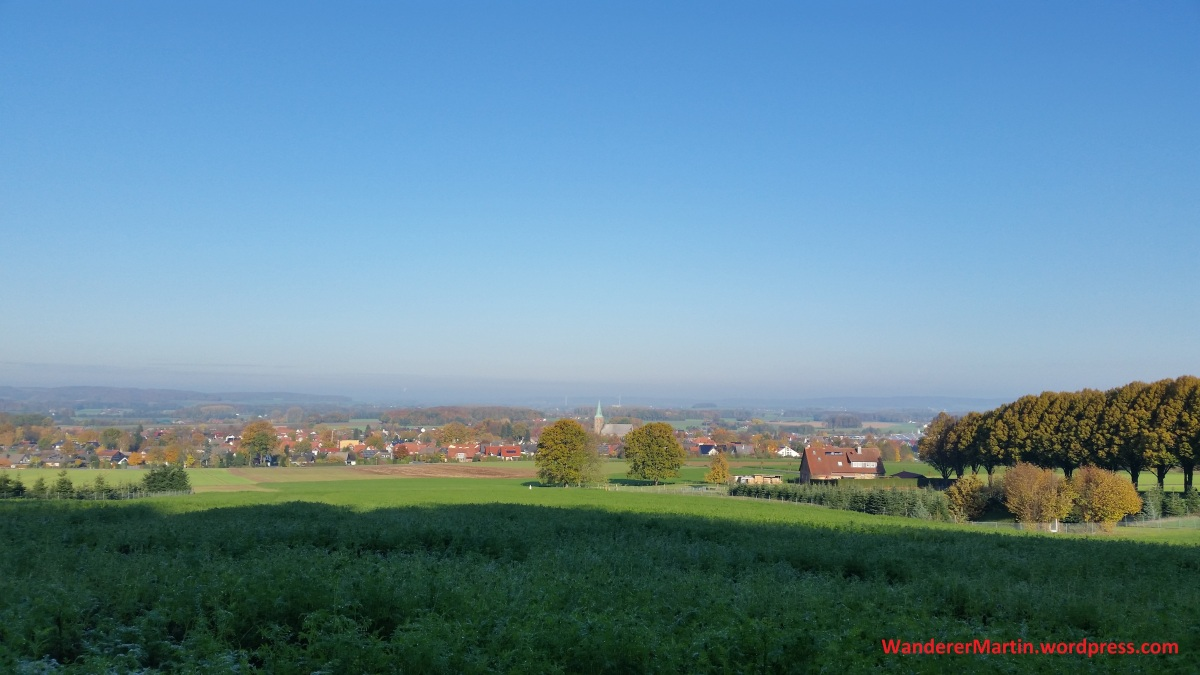 Wellingholzhausen, Am Beutling,Baumlehrpfad